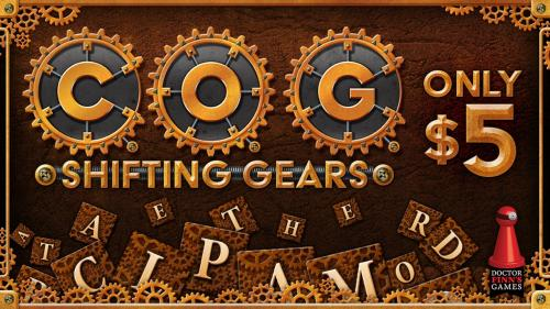 COG: Shifting Gears