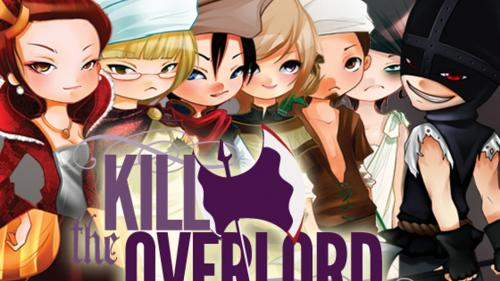 Kill the Overlord Party Card Game