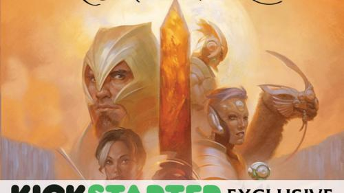 Exclusive Numenera Boxed Set Edition