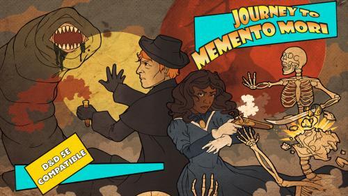 Memento Mori : D&D 5E Victorian Gothic Campaign Setting