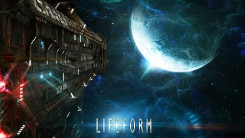 Lifeform: The sci-fi horror board game for 1-4 players