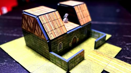 Mythroll Armory s Magnetiles | Quick & Easy Dungeon Terrain