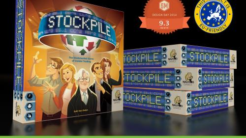 Stockpile: The Stockmarket Game of Insider Trading