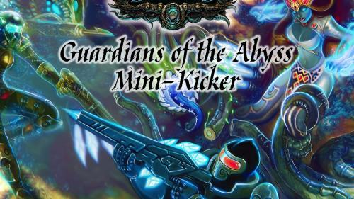 DeepWars - Guardians of the Abyss Mini-Kicker