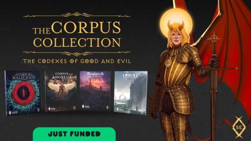 Corpus Angelus & Corpus Malicious: Codex of Good & Evil | 5E