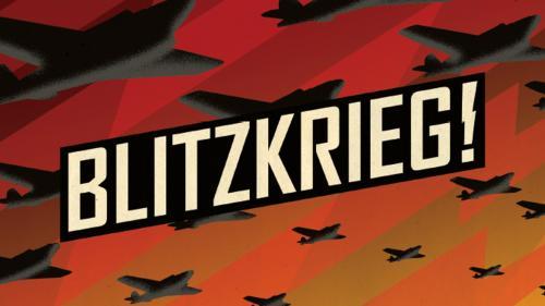 Paolo Mori s Blitzkrieg! board game