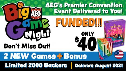 Big Game Night: AEG s Premier Convention Experience