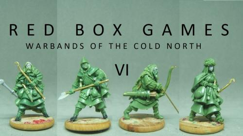 Red Box Games - Warbands of the Cold North VI