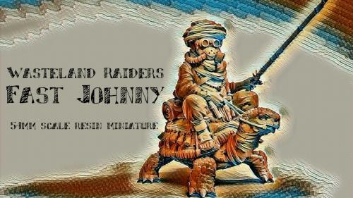 Wasteland Raiders: Fast Johnny