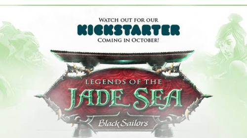 Black Sailors: Legends of the Jade Sea