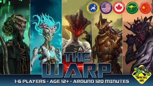 The Warp Board Game