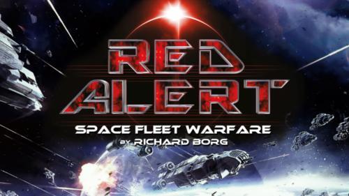 Richard Borg s Red Alert: Space Fleet Warfare board game