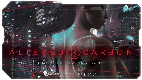 Altered Carbon: The Role Playing Game