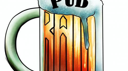 Pub Crawl: The Board Game