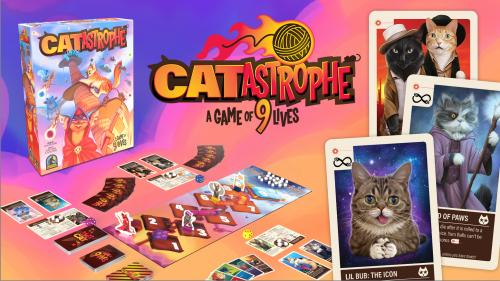 CATastrophe: A Game of 9 Lives