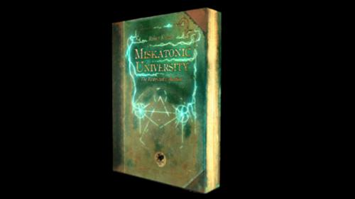 Miskatonic University: The Restricted Collection Board Game