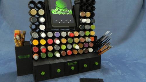 Paint Rack System