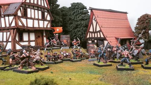 A return to the Vale: A Dragon Hunt and Halflings