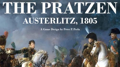 The Pratzen: Austerlitz, 1805