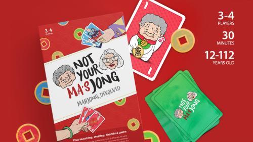 Not Your Ma s Jong: Mahjong, Devolved