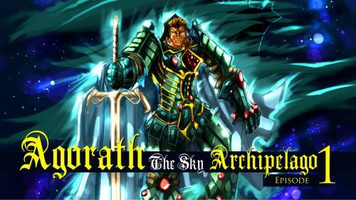 AGORATH, THE SKY ARCHIPELAGO