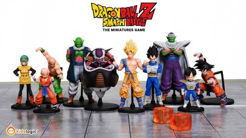 Dragon Ball Z - Smash Battle: The Miniatures Game