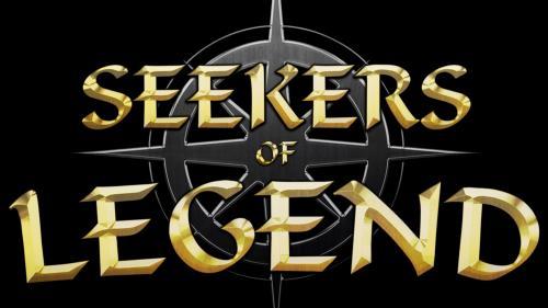 Seekers of Legend Tabletop RPG