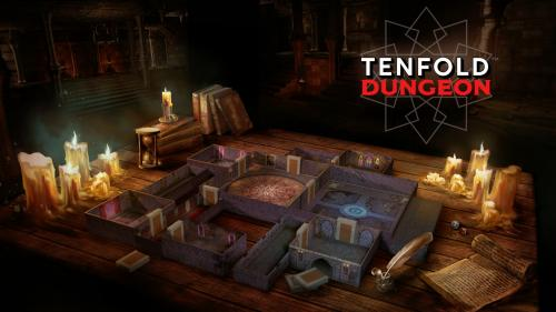 Tenfold Dungeon - Modular Dungeon Crawling Terrain