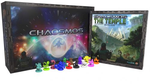 Chaosmos... The Temple!