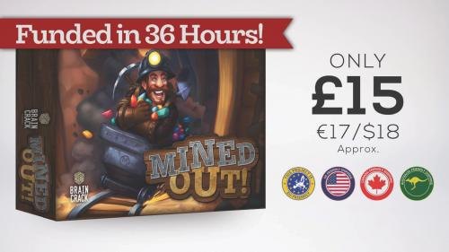 Mined Out! The Pocket-Sized Mining Game