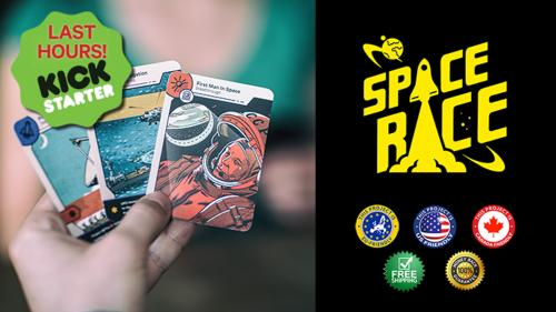 Space Race: The Card Game