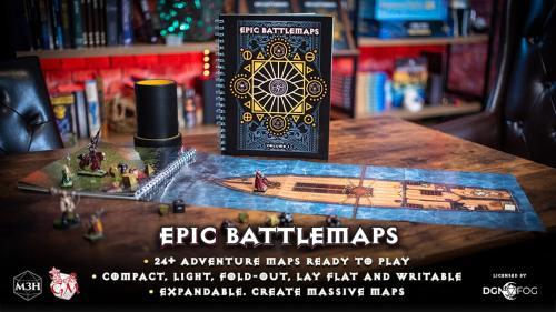 Epic Battlemaps