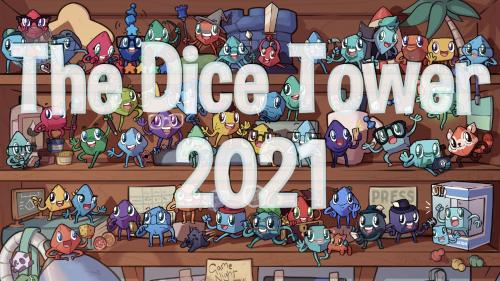 Dice Tower - 2021