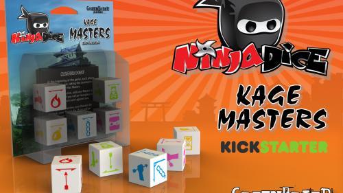 Ninja Dice: Kage Masters