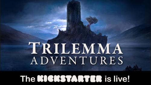 Trilemma Adventures Compendium