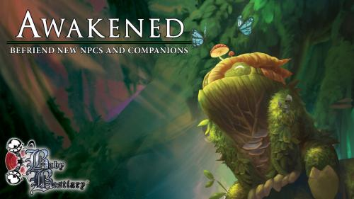 Awakened - NPCs and Companions for 5e