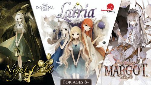 Domina Anthology 2 - featuring Margot, Latria and Night Clan