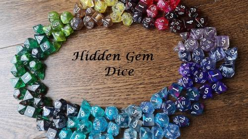 Hidden Gem Dice