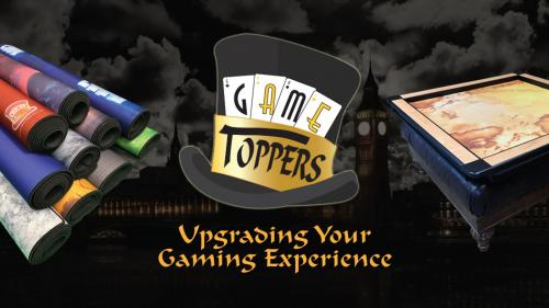 Game Toppers 2.0 - The Ultimate Gaming Accessory