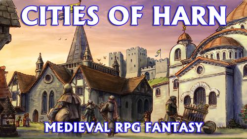 Cities of Hârn