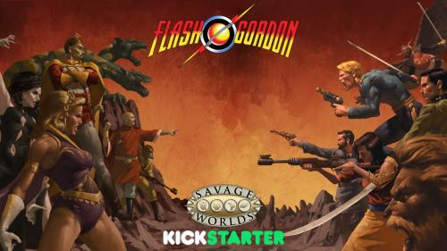 Flash Gordon™ RPG for Savage Worlds