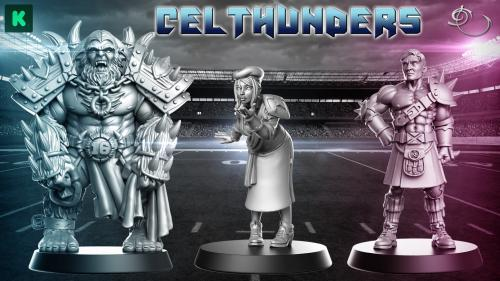Celthunders Fantasy Football Team