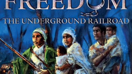 Freedom The Underground Railroad by Academy Games