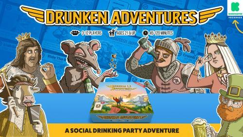 Drunken Adventures