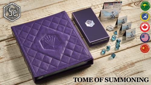 Tome of Summoning: The All-In-One 5e Reference System