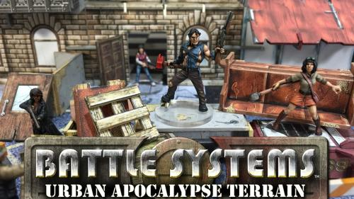 Battle Systems™ Urban Apocalypse Terrain