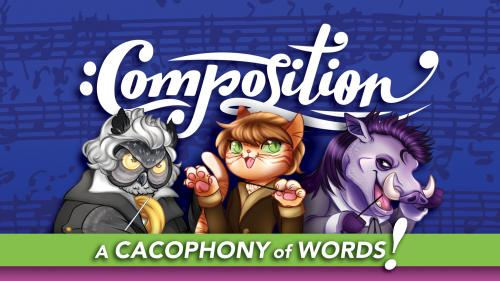 Composition - A Cacophony of Words!