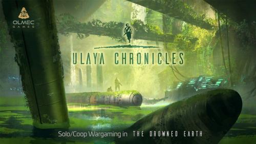 Ulaya Chronicles: Cooperative Wargame