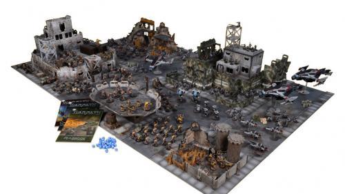 Warpath - The Sci-fi Battle Game