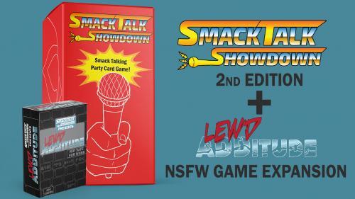 Smack Talk Showdown: Lewd ADDitude and 2nd edition.
